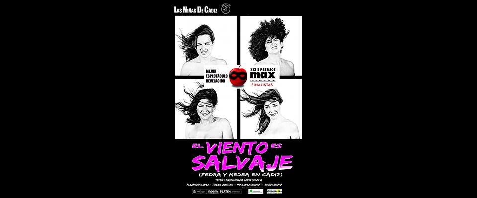Teatro. El viento es salvaje (Fedra y Medea en Cádiz)
