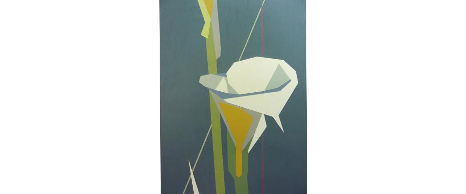 Exposición. Begoña Vega: La luz, el color y el espacio