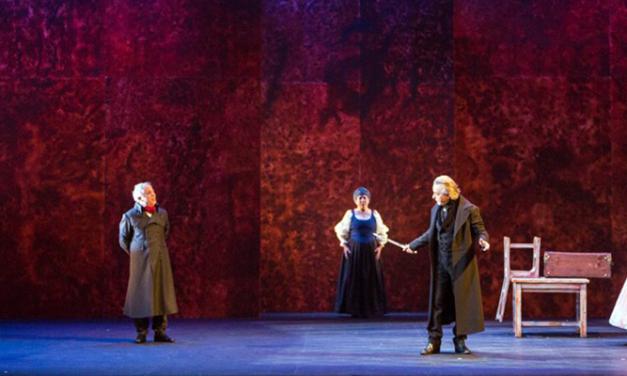 Teatro Corsario: Traidor