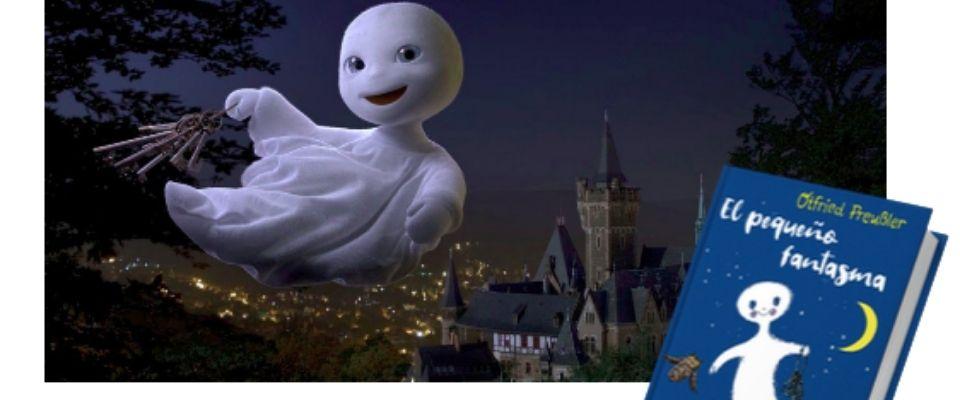 Cine. Las aventuras del pequeño fantasma