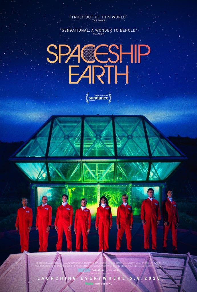 CARTEL SPACESHIP EARTH
