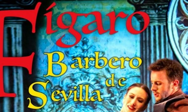 Compañía Ibérica de Danza. Fígaro, barbero de Sevilla