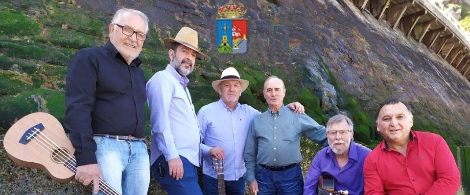 Concierto homenaje a Mundo.Grupo Nostalgia, Grupo de Cantos Amigos de Miranda y Orfeón de Castrillón