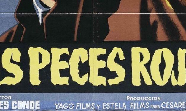 Cine. PECES ROJOS
